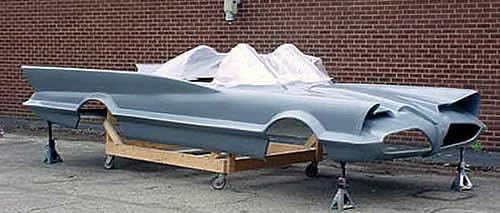 Kit Cars Batmobile Car Shell or Batmobile